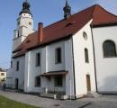 Remont elewacji, przebudowa odwodnienia i utwardzenia wokół kościoła zabytkowego w Bierawie